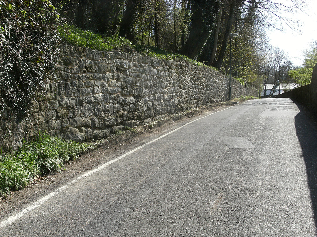Hyle Mill Road After Repairs