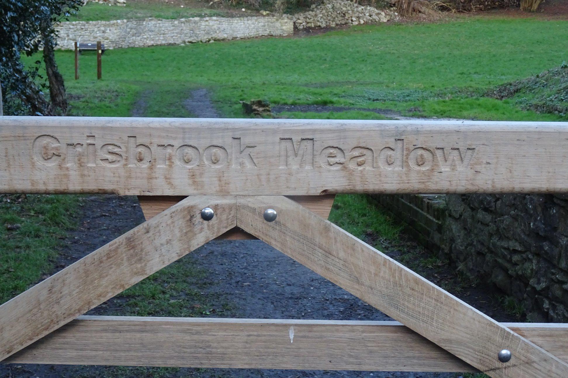 Crisbrook Meadow Gate - 1
